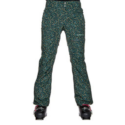 Armada Shadow Pant Womens Ski Pants, Floral, 256