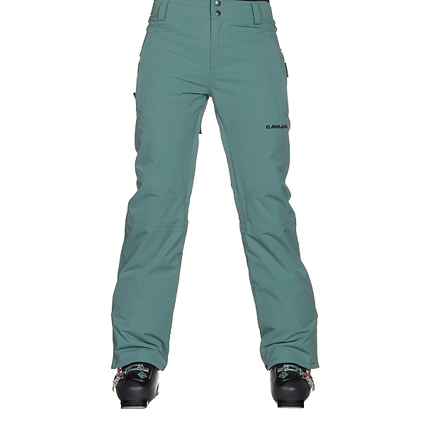 Armada Lenox Insulated Womens Ski Pants, Mineral, 600