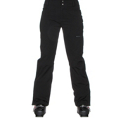 Armada Lenox Insulated Womens Ski Pants, Black, medium