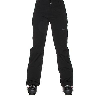 Armada Lenox Insulated Womens Ski Pants, Black, viewer