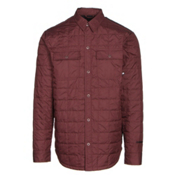 Armada Bryce Insulated Mens Shirt, Burgundy, medium