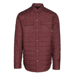 Armada Bryce Insulated Mens Shirt, Burgundy, 256