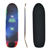 Never Summer Dime - Complete Longboard, , medium