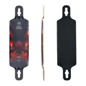 Never Summer Clutch - Complete Longboard, , medium