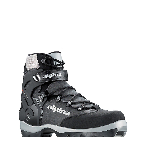 Alpina BC 1550 NNN BC Cross Country Ski Boots 2017, Black, 600