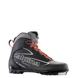 Alpina T 5 NNN Cross Country Ski Boots 2017, Black, 256