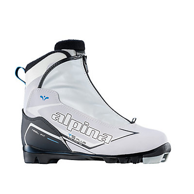 Alpina T 5 Eve Plus Womens NNN Cross Country Ski Boots 2017, White, viewer