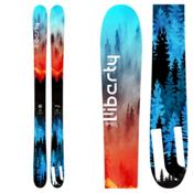 Liberty Skis Origin 106 Skis 2017, Blue-Black, medium