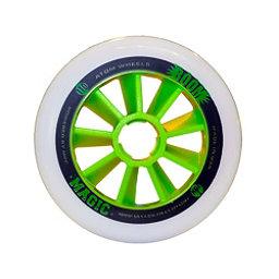 Atom Skates Boom Magic 90mm Inline Skate Wheels - 8 Pack, , 256