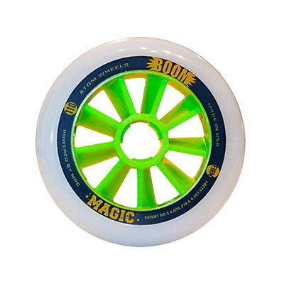 Atom Skates Boom Magic 110mm Inline Skate Wheels - 8 Pack, Firm, viewer