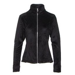 Obermeyer Tess Fleece Womens Jacket, Black, 256