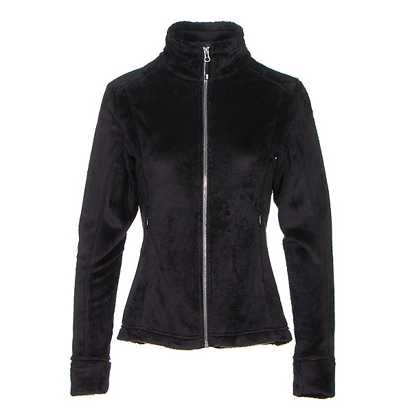 Obermeyer Tess Fleece Womens Jacket, Black, 600