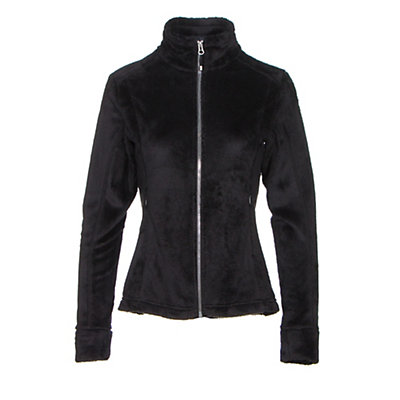 Obermeyer Tess Fleece Womens Jacket, Black, viewer