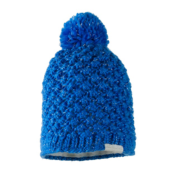 Obermeyer Sunday Knit Womens Hat, Stellar Blue, 600