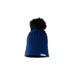 Obermeyer Noelle Knit Faux Fur Womens Hat, Dusk, 256
