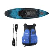 Wilderness Systems Tarpon 100 Midnight Kayak - Deluxe Package, , medium