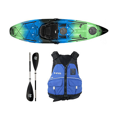 Wilderness Systems Tarpon 100 Galaxy Kayak - Deluxe Package 2016, , viewer