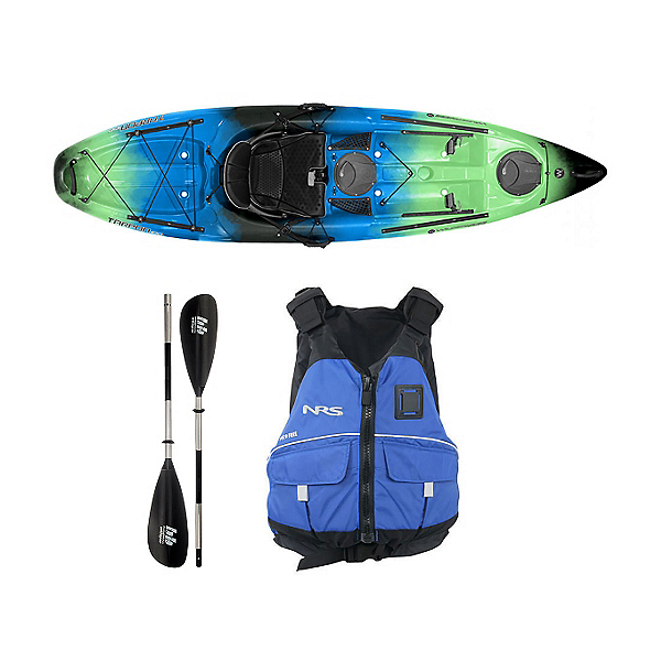 Wilderness Systems Tarpon 100 Galaxy Kayak - Deluxe Package, , 600