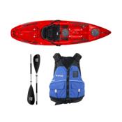 Wilderness Systems Tarpon 100 Red Kayak - Deluxe Package, , medium