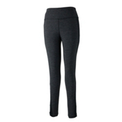 Obermeyer Nellie Womens Long Underwear Pants, Black, medium