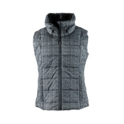 Obermeyer Dawn Insulator Womens Vest, Boucla, medium