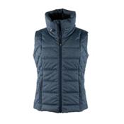 Obermeyer Dawn Insulator Womens Vest, Storm Cloud, medium