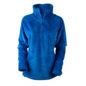 Obermeyer Brandi Womens Mid Layer, Stellar Blue, medium
