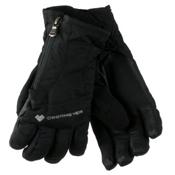 Obermeyer Alpine Womens Gloves, Black, medium
