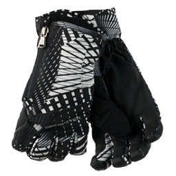Obermeyer Alpine Womens Gloves, Optic, 256