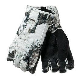 Obermeyer Alpine Womens Gloves, Mountain Mirage, 256