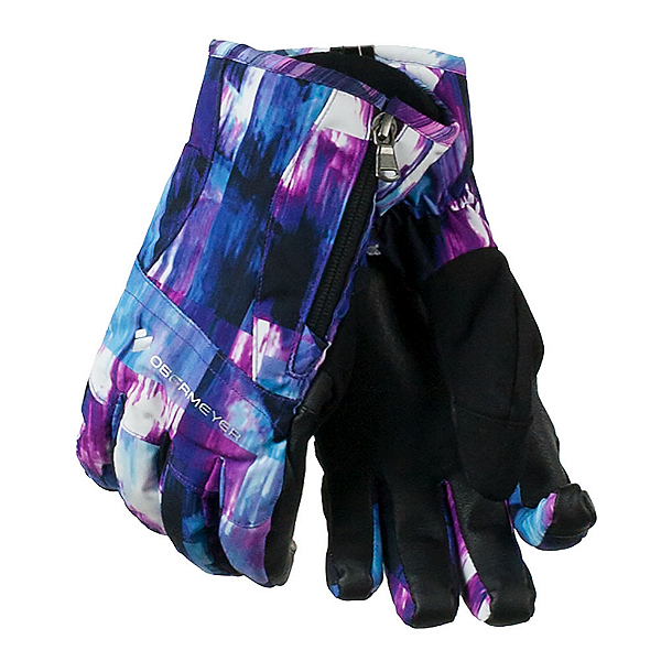 Obermeyer Alpine Womens Gloves, Apres Effect, 600