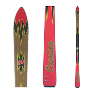 K2 El Camino Downhill Skis - Mens Skis, , large