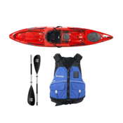 Wilderness Systems Tarpon 120 Red Kayak - Deluxe Package, , medium