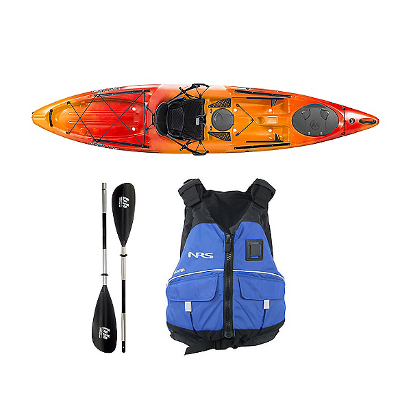 Wilderness Systems Tarpon 120 Kayak - Deluxe Package, , 600