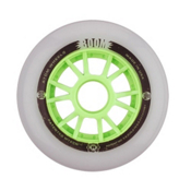 Atom Skates Boom 100mm Inline Skate Wheels - 8 Pack, , medium