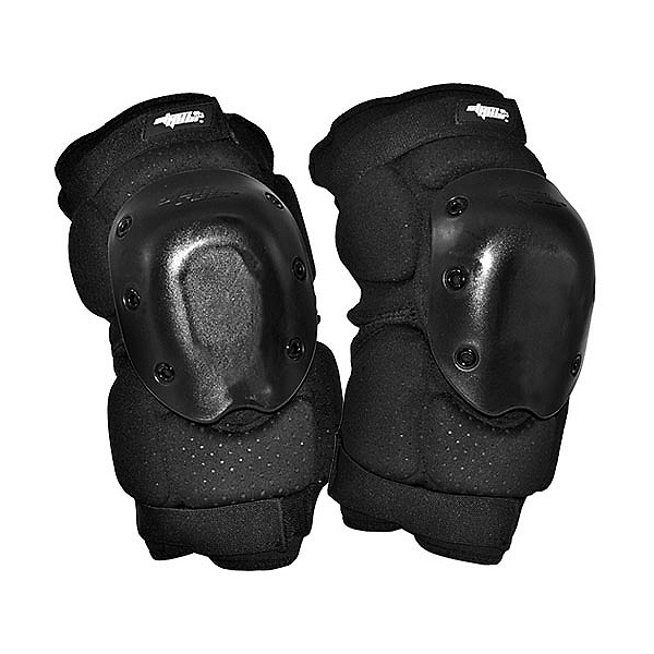 Atom Skates Elite Knee Pads, Black, 600