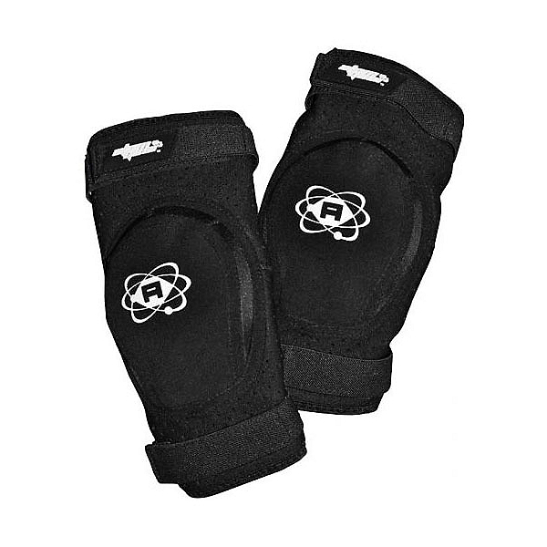 Atom Skates Elite Elbow Pads, Black, 600