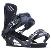 Ride Capo Snowboard Bindings 2017, Black, medium