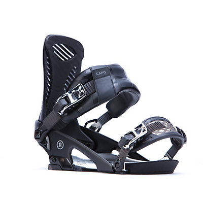 Ride Capo Snowboard Bindings 2017, Black, viewer
