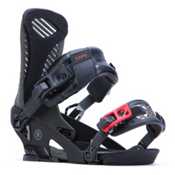 Ride Capo Snowboard Bindings 2017, Olive, medium