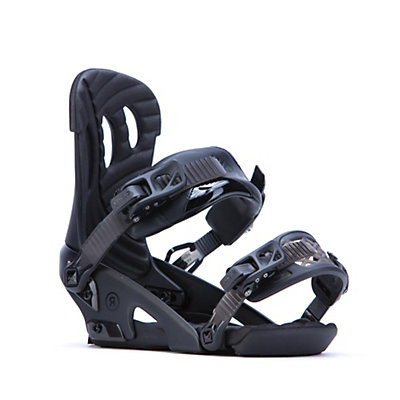 Ride Fame Womens Snowboard Bindings 2017, Black, viewer