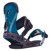Ride VXN Womens Snowboard Bindings 2017, Multi, medium