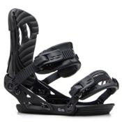 Ride VXN Womens Snowboard Bindings 2017, Black, medium