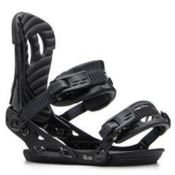 Ride VXN Womens Snowboard Bindings 2017, Black, 256