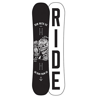 Ride Burnout Snowboard 2017, 152cm, viewer
