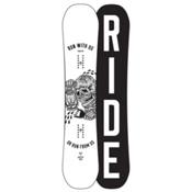 Ride Burnout Wide Snowboard 2017, 154cm Wide, medium