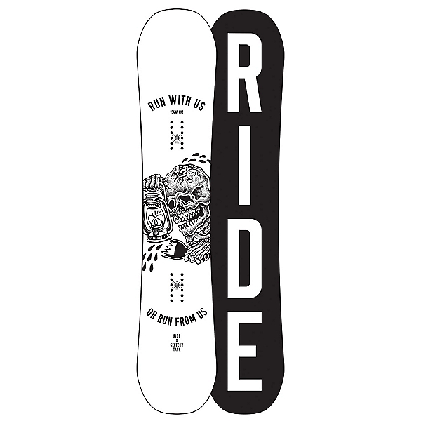 Ride Burnout Wide Snowboard, , 600