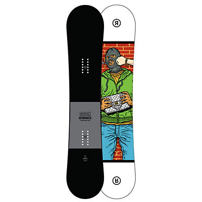 Ride Crook Snowboard, 149cm, viewer