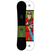 Ride Crook Snowboard 2017, 152cm, medium