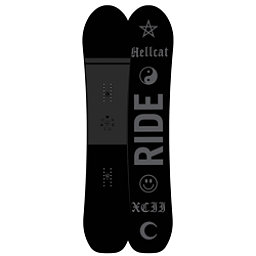 Ride Hellcat Womens Snowboard 2017, 147cm, 256